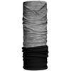 HAD Solid Stripes Fleece sjaal grijs/zwart